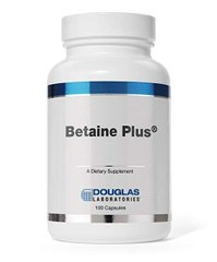 Douglas Laboratories DOU-01229 Betaine Plus, Douglas Laboratories, 100 капсул (DOU-01229)
