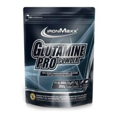 IronMaxx 815109 IronMaxx, Glutamine Pro Powder - 300 г (пакет) (815109)