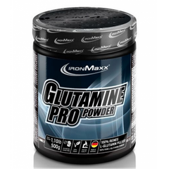 IronMaxx 815467 IronMaxx, Glutamine Pro Powder - 500 г (банка) (815467)