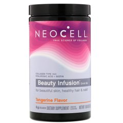 Neocell NEL-12943 Коллаген, Collagen Drink Mix, Neocell, мандариновый твист, 330 г (NEL-12943)