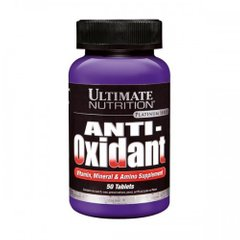 Ultimate Nutrition 107178 Ultimate Nutrition, Anti-Oxidant Formula - 50 таб (107178)