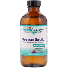 Allergy Research Group ARG-50120 Селен (Selenium Solution), Nutricology, 263 мл., (ARG-50120)