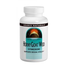 Source Naturals SN1429 Эпимедиум, Source Naturals, 1000 мг, 30 таблеток (SNS-01429)