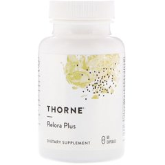 Thorne Research THR-04809 Антистресс формула, Relora Plus, Thorne Research, 60 капсул (THR-04809)