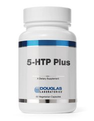 Douglas Laboratories DOU-85073 5-НТР плюс, 5-HTP Plus Formula, Douglas Laboratories, 60 капсул (DOU-85073)