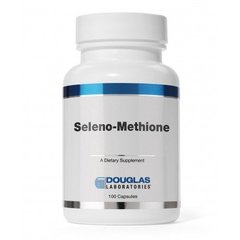 Douglas Laboratories DOU-01680 Селен - Метион, Seleno-Methione, Douglas Laboratories, 250 мкг, 250 капсул (DOU-01680)